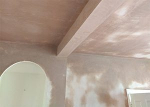 dehumidifier to dry plaster